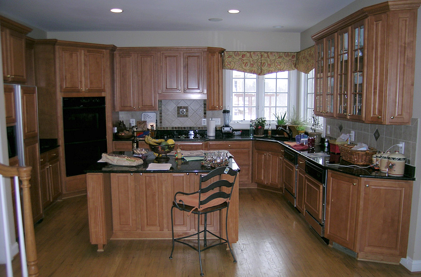 Kitchen Renovations In Northern Va Mclean Kitchen