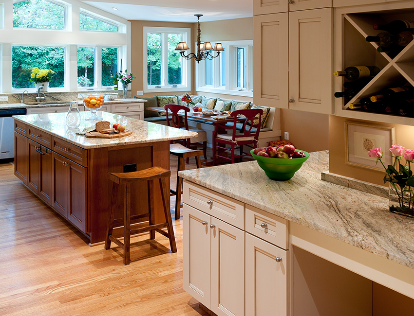 Superb Making The Brick Colonial Kitchen In Mclean Better Download Free Architecture Designs Scobabritishbridgeorg