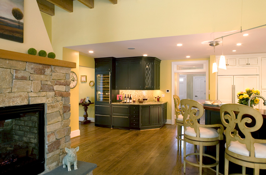 The Perfect Kitchen For Chef Dishwasher Remodeling Northern Va
