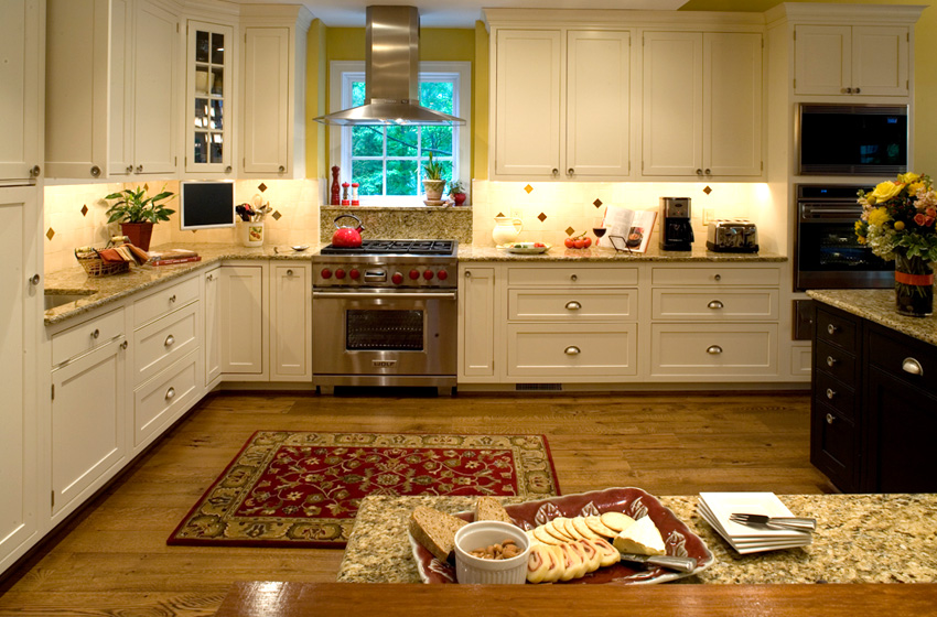 The perfect kitchen for chef dishwasher remodeling for Perfect kitchen triangle