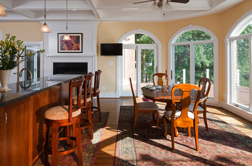 Gorgeous Kitchen Renovation In Potomac Maryland: Kitchen Remodeling In Northern VA