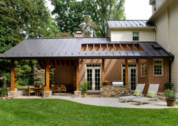 Remodelers in Northern Virginia - Outdoor Spaces