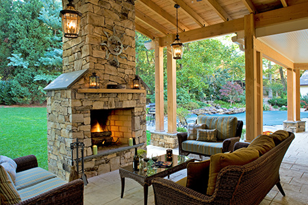 outdoor spaces archives - bowers design build