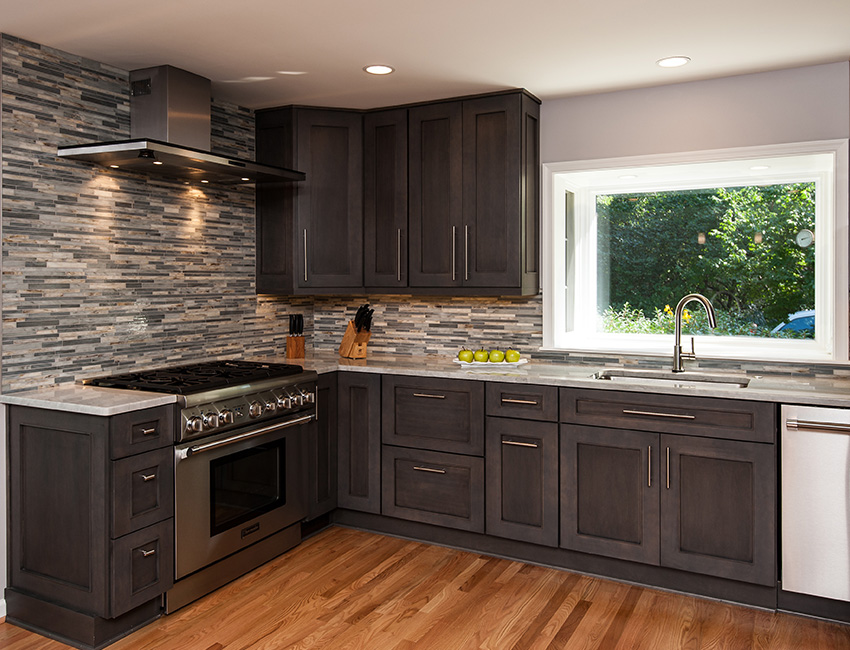 Langley Oaks Kitchen Renovation Remodeling Northern VA - Kitchen remodel northern virginia