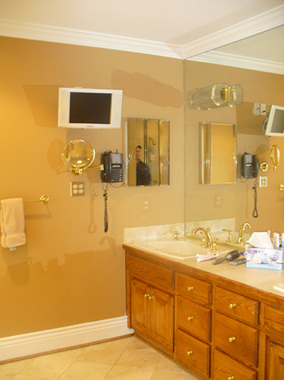 New look for the mount vernon bathroom remodeling for Bathroom remodeling northern virginia
