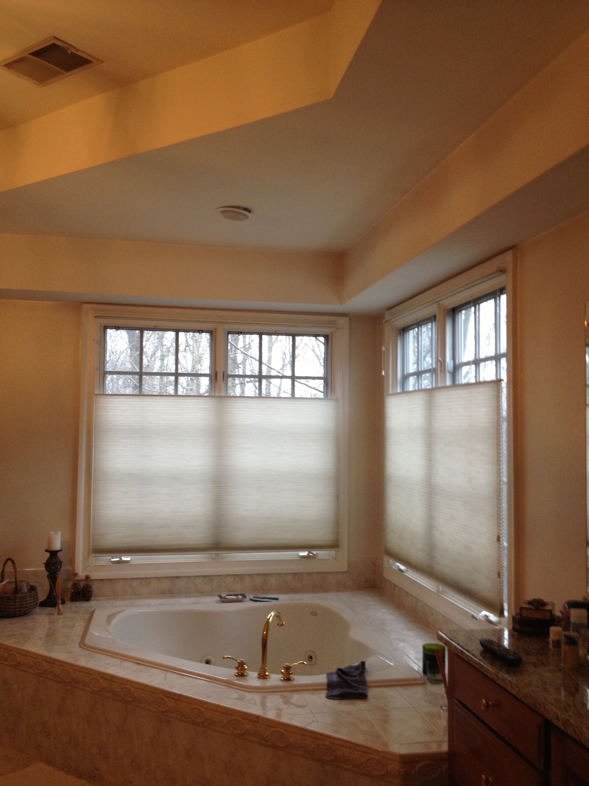 Before Renovation by Bowers Remodeling in Northern Virginia