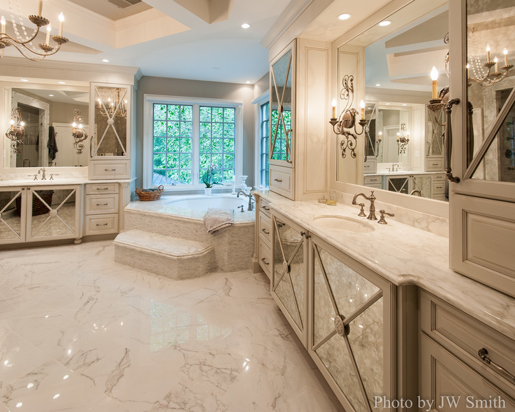 Master Bathroom Renovation In Northern Virginia Remodeling - Bathroom remodeling northern virginia