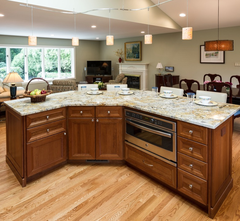 Delightful Kitchen Remodeling Project Profile U2013 Northern Virginia Kitchen Renovation