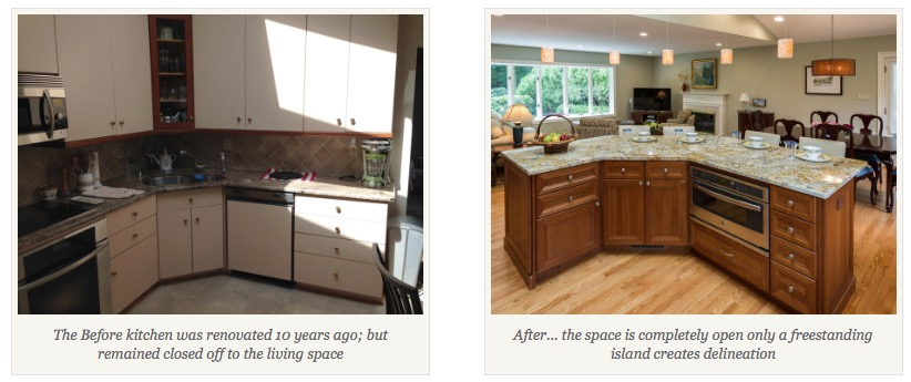 Exceptionnel McLean Virginia Kitchen Remodeling   Northern Virginia Kitchen Renovation  Company
