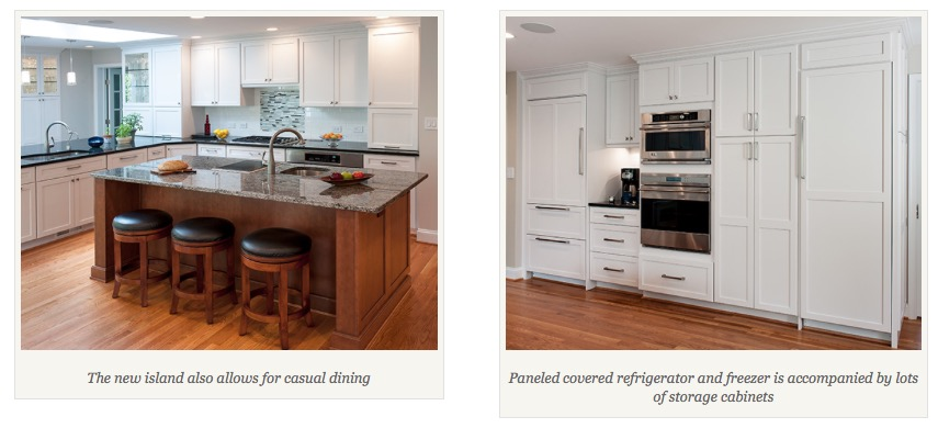 kitchen remodeling northern virginia after remodel - Kitchen Cabinets Northern Virginia