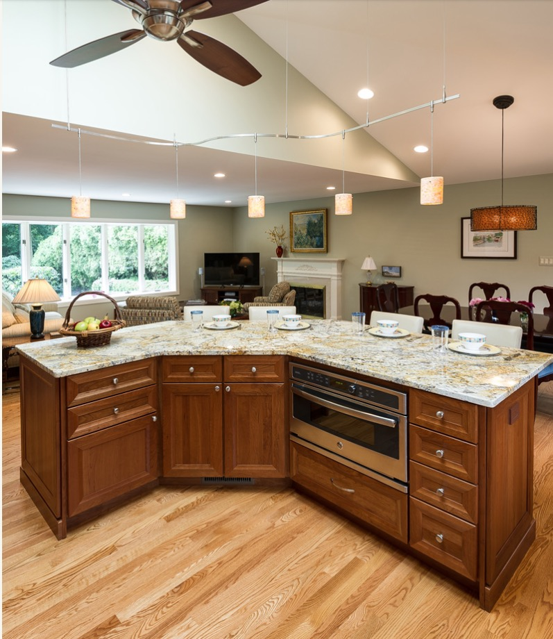 Kitchen Remodel With Dining Room Addition: Kitchen Remodeling Tips