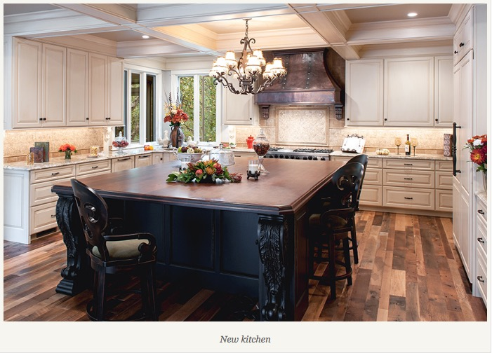 Kitchen Remodeling Tips Big Islands For Big Entertaining