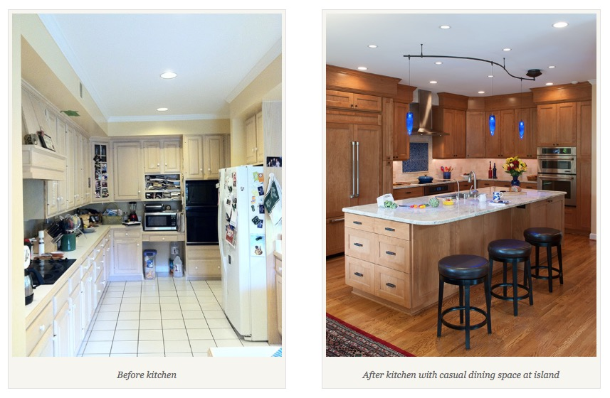 Kitchen remodeling tips smart kitchen design How much to build a house in northern virginia