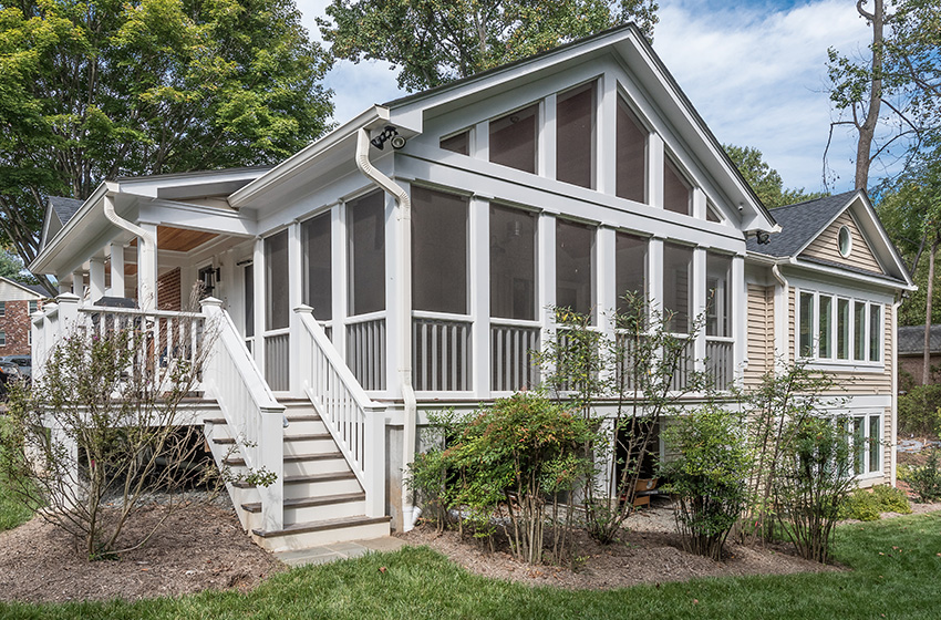 Home Addition In Mclean Virginia Remodeling Northern Va