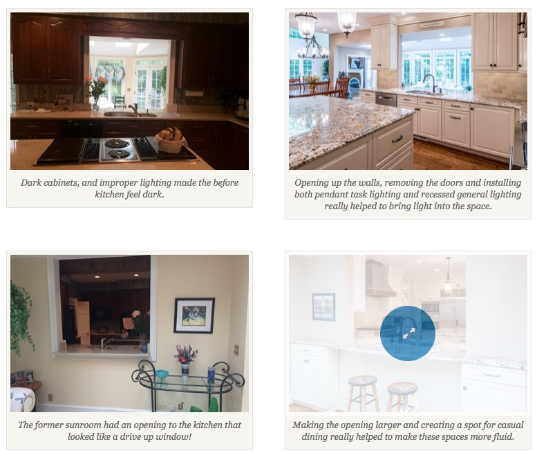Open Floor Plan Kitchen Renovation In Northern Virginia: Kitchen Remodeling Project Profile: Award For Best Kitchen