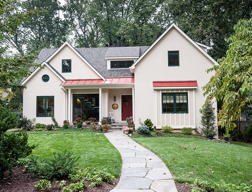 Custom Home In Falls Church Virginia