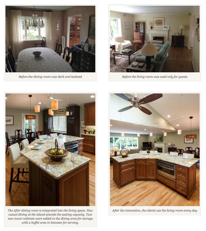 Kitchen Remodeling Tips Opening Up The Space Remodeling Northern Virginia Bowers Design Build