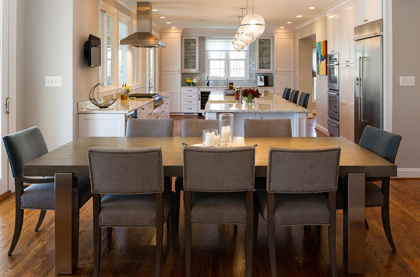 Washington Dc Contractor Of The Year Award For Best Interior Renovation